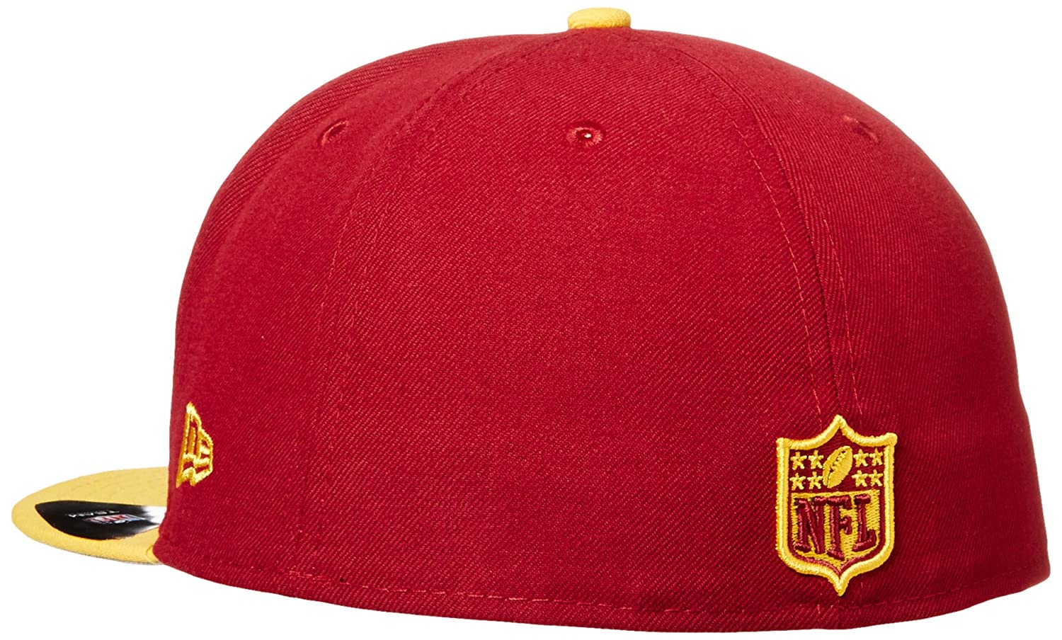 quality design 1d951 f8a03 Amazon.com   New Era NFL Men s State Flective Redux 59FIFTY Fitted Cap    Sports   Outdoors