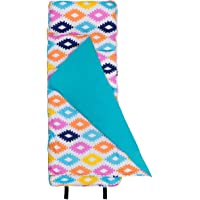 Wildkin Nap Mat with Pillow for Toddler Boys and Girls, Perfect Size for Daycare and Preschool, Designed to Fit on a…