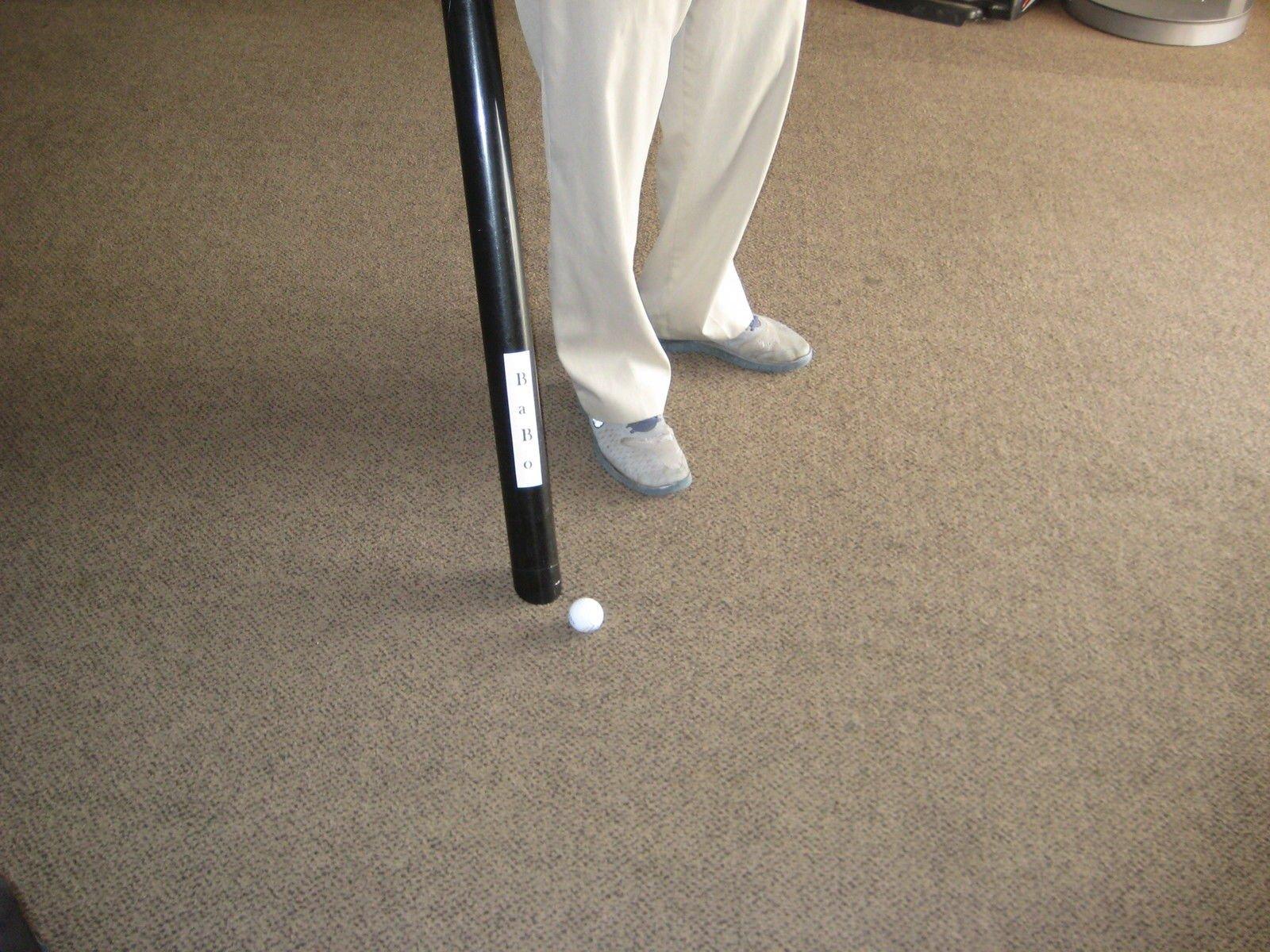 BaBo G, 48'' long, Golf ball boy picker upper collector retriever tube unique gift