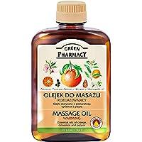 Aceite de masaje caliente (Canela, Pimienta negra