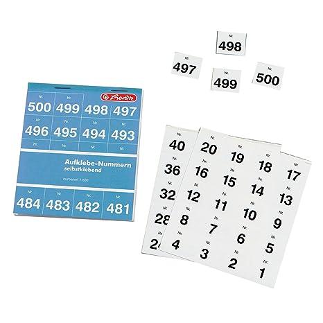 Balancespiele bedruckt mit lustigen... Herlitz 10733384 Nieten 500 Stück farbig sortiert