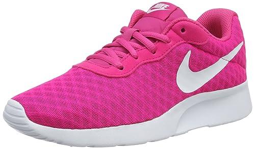 Nike Wmns Tanjun se, Zapatillas de Running para Niñas, Rosa