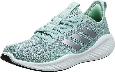 حذاء رياضي للجري Fluidflow برباط ونعل مختلف اللون للنساء من اديداس