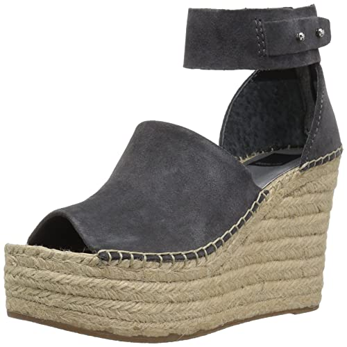 07f49548ff5 Dolce Vita Women s Straw Wedge Sandal  Amazon.co.uk  Shoes   Bags