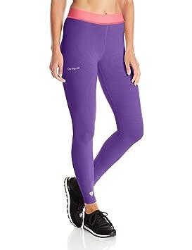 Desigual Sport Naranja Legging Femme  Amazon.fr  Sports et Loisirs fd1cca6ef76