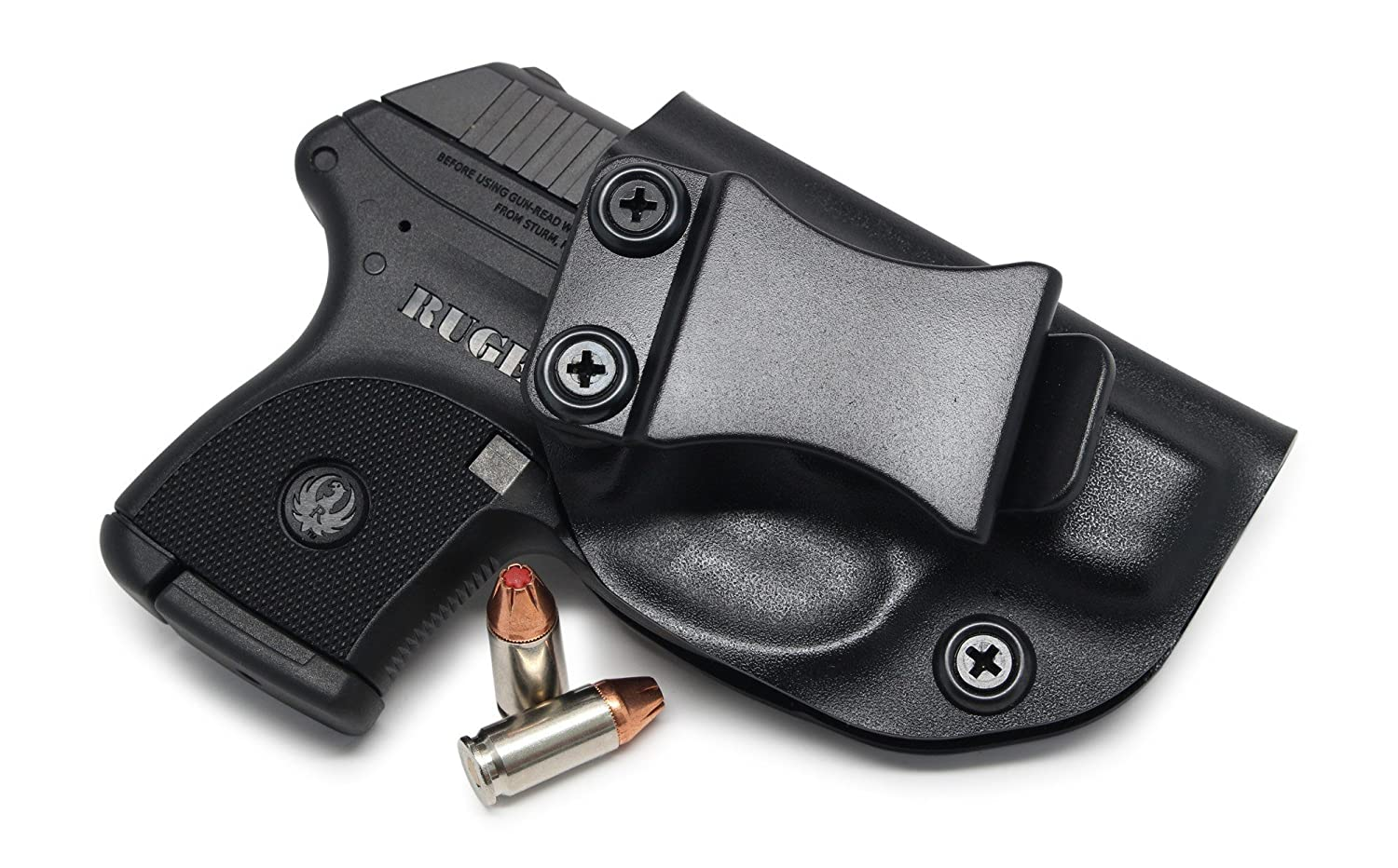 amazon com concealment express iwb kydex holster fits ruger lcp