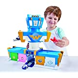 Alpha Group Super Wings Airport Adventures Transform-A-Bots Playset