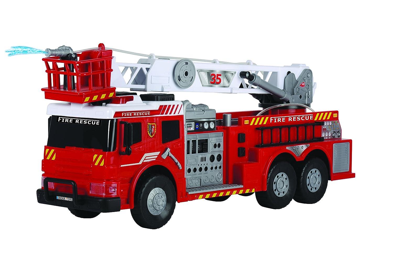 Dickie Fire Rescue, Luci e Suoni e Spruzzaacqua, 203719003038