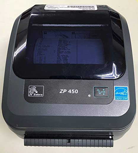 Zebra ZP 450 Label Thermal Bar Code Printer ZP450-0501-0006A
