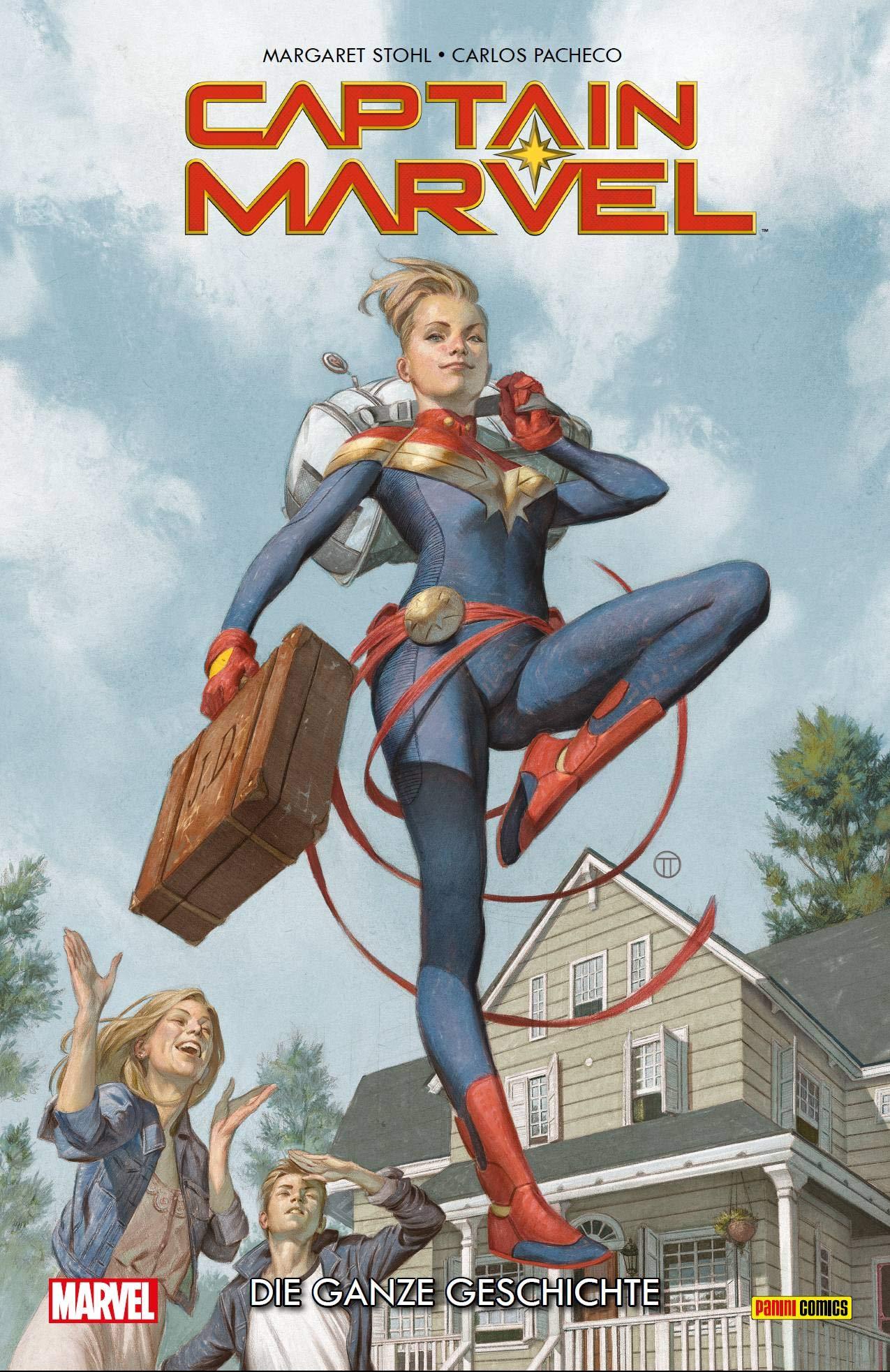Captain Marvel Die ganze Geschichte  Stohl, Margaret, Pacheco ...