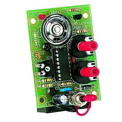 Velleman MK106 Metronome: Industrial & Scientific