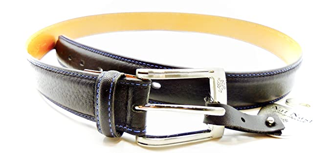 Nat Nast Belt Luxury Italian Leather Nordstrom Rack 36 Black