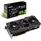ASUS TUF Gaming NVIDIA GeForce RTX 3080 OC Edition Graphics Card (PCIe 4.0, 10GB GDDR6X, HDMI 2.1, DisplayPort 1.4a…