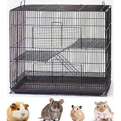 3 Levels Ferret Chinchilla cage