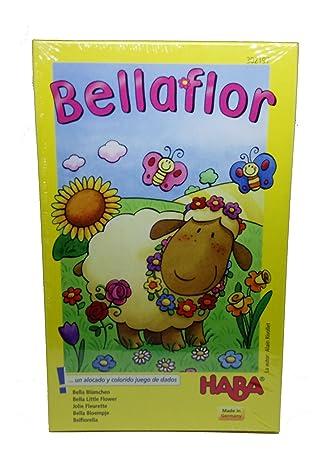 Haba Bellaflor Juego De Mesa 302197 Amazon Es Juguetes Y Juegos
