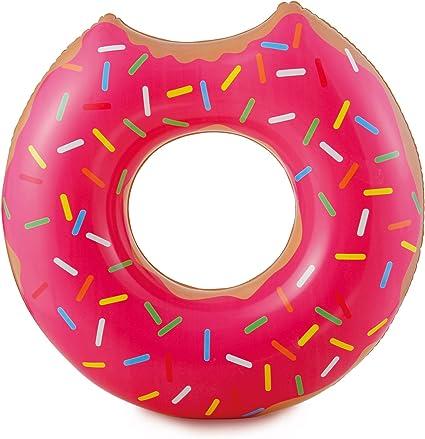 Amazon.com: Verano palmas Jumbo esmerilado Donut Tubo ...