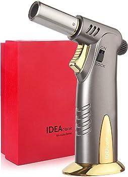 IDEACone Premium Butane Torch Culinary Torch