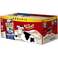 Deals on 18-Pack Horizon Organic 1% Low Fat Milk, Aseptic Cartons 8-Oz