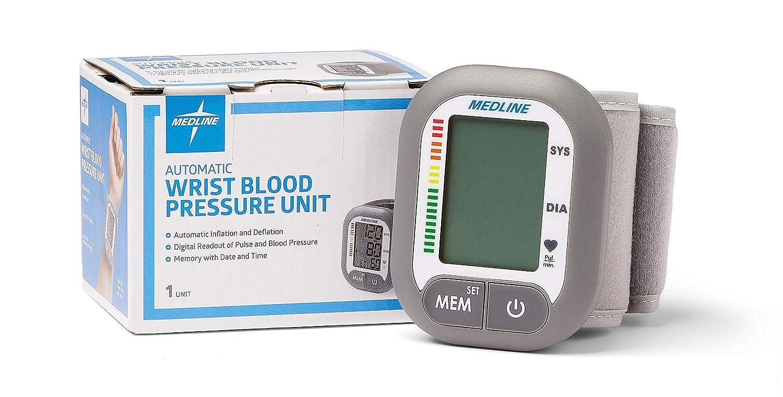 Medidores de presión arterial medline