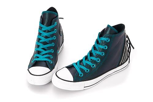de3ce9ed9ed1 Converse Chuck Taylor All Star Tri Zip Women s Casual Shoes 544918C (US  Women ...