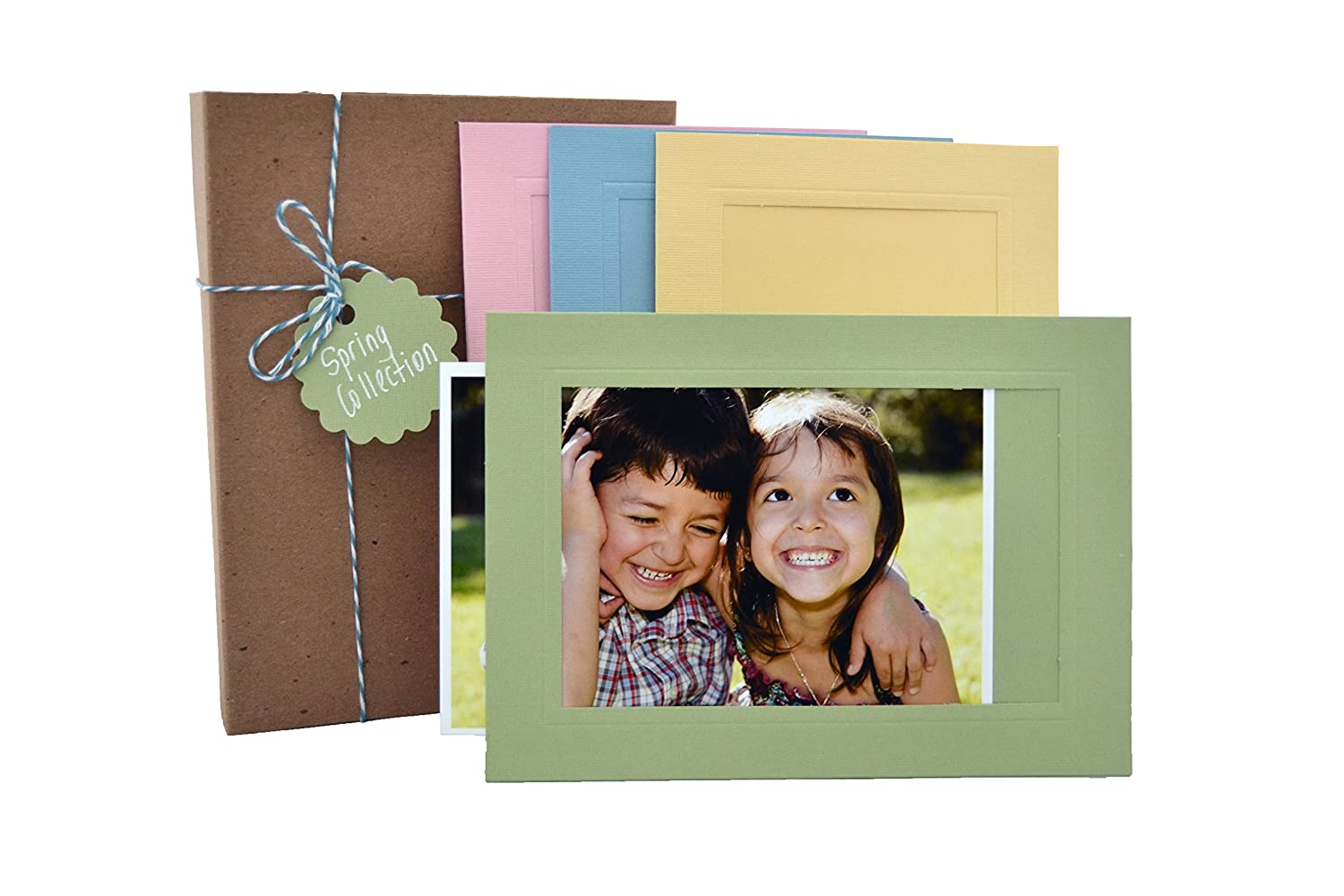 Amazon Spring 4x6 Photo Insert Note Cards 24 Pack By Plymouth
