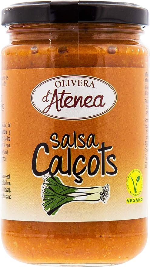 Salsa Calçots Olivera DAtenea 290 G: Amazon.es: Alimentación y ...