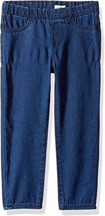 Osh Kosh Girls' Toddler Denim Jegging