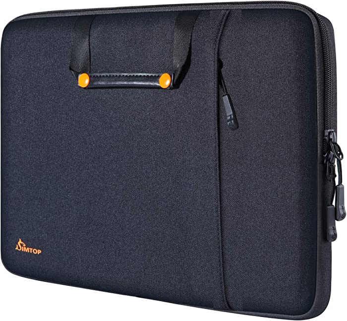 SIMTOP 14 Inch Laptop Sleeve Case Bag for 14