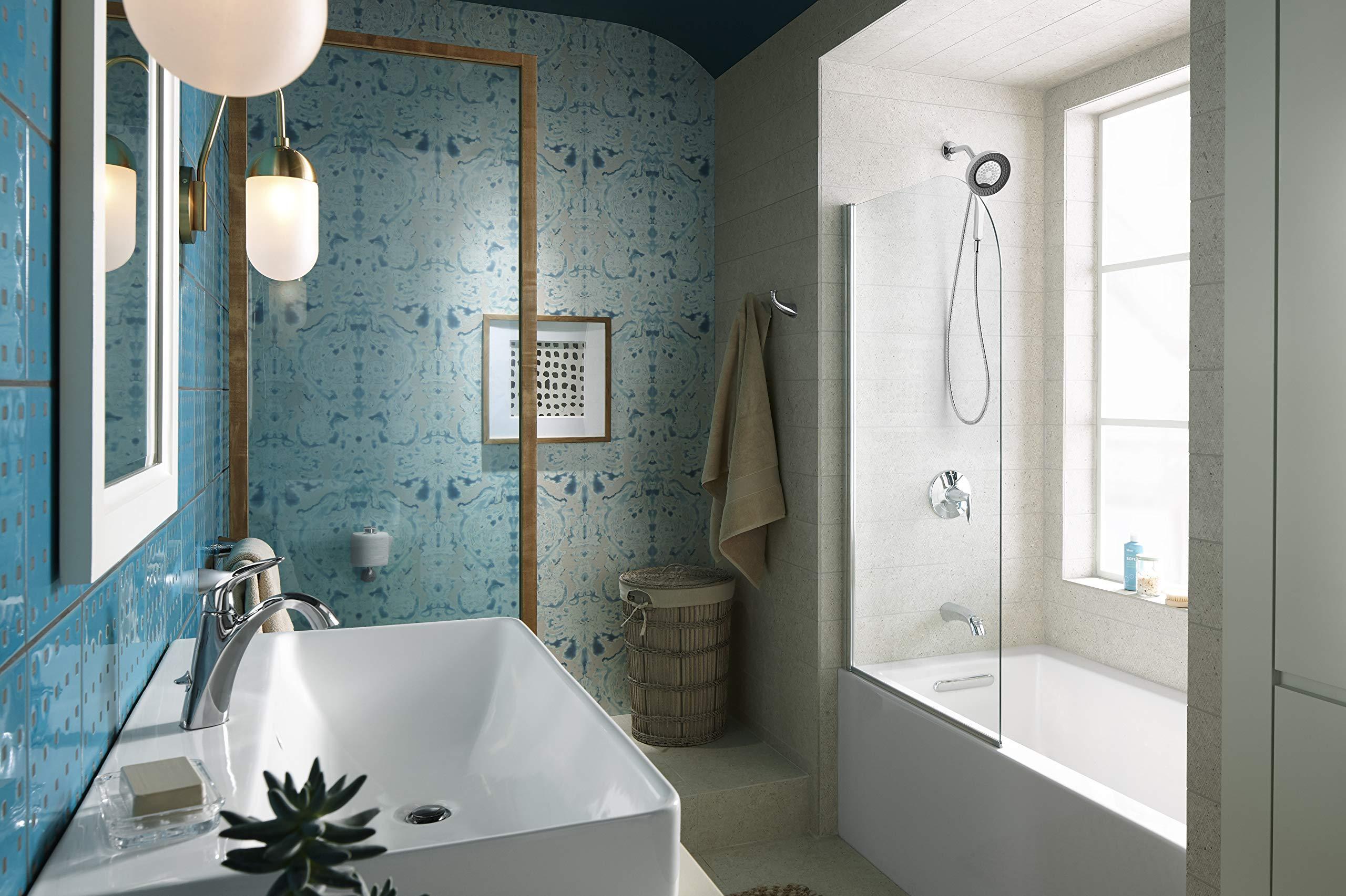 Kohler K45131BN Alteo 6-1/2-Inch Bath Spout, Vibrant Brushed Nickel by Kohler (Image #2)