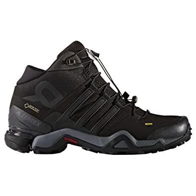 best loved fbf56 bc75b adidas Terrex Fast R Mid Chaussure Homme Noir Taille 44