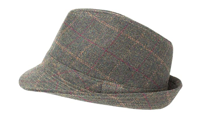 Fenside Country Clothing Cappello Fedora - Uomo  Amazon.it  Abbigliamento 8d407b63808b