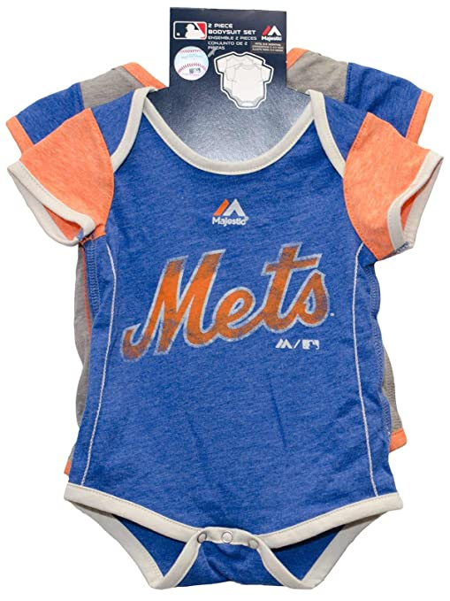 detailed look f3b40 96862 Amazon.com: New York Mets Vintage Baby/Infant Go Team 2 ...