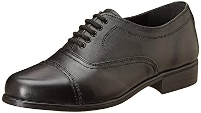 Liberty Fortune Men Formal Shoes Lace-ups Black Men's Formal Shoes at amazon