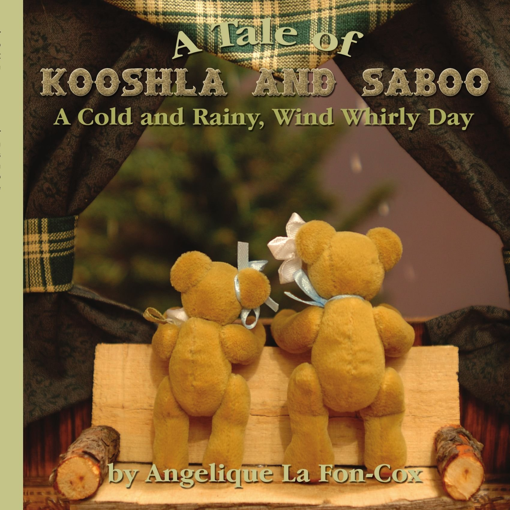 Download A Tale of Kooshla and Saboo: A Cold and Rainy, Wind Whirly Day ebook
