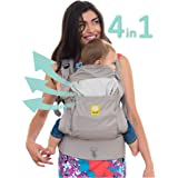 4 in 1 ESSENTIALS All Seasons Baby Carrier by LILLEbaby - Stone