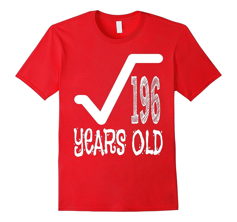 14 Year Old 14th Birthday Boy Girl Gift Dude Novelty T-Shirt-TJ