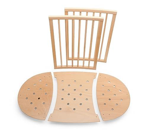 Stokke Sleepi Crib Conversion Kit in Natural Crib not included