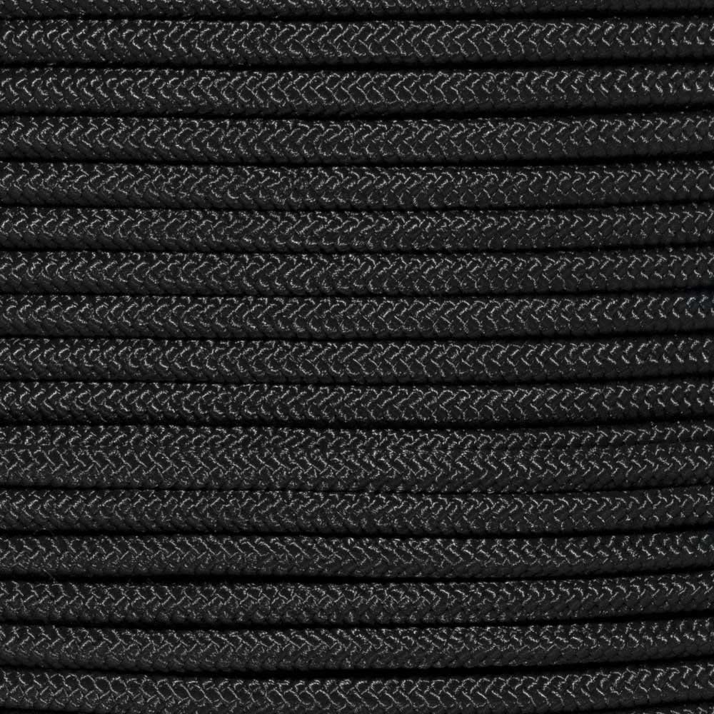 and 1000 Feet or 6mm 100 5mm USA Made Smooth Braid Minimal Stretch Rope 50 Compact and Lightweight Cord Golberg Premium Polyester Accessory Cord 4mm Sizes of 3mm Lengths of 25 250