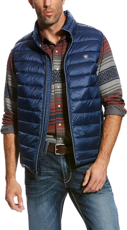 Ariat Mens Ideal Down Vest