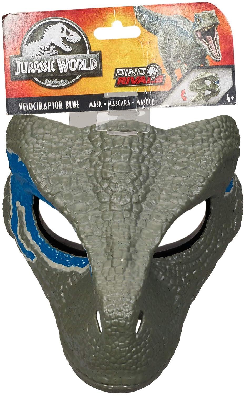 design professionnel divers styles enfant Jurassic World Velociraptor Blue Mask