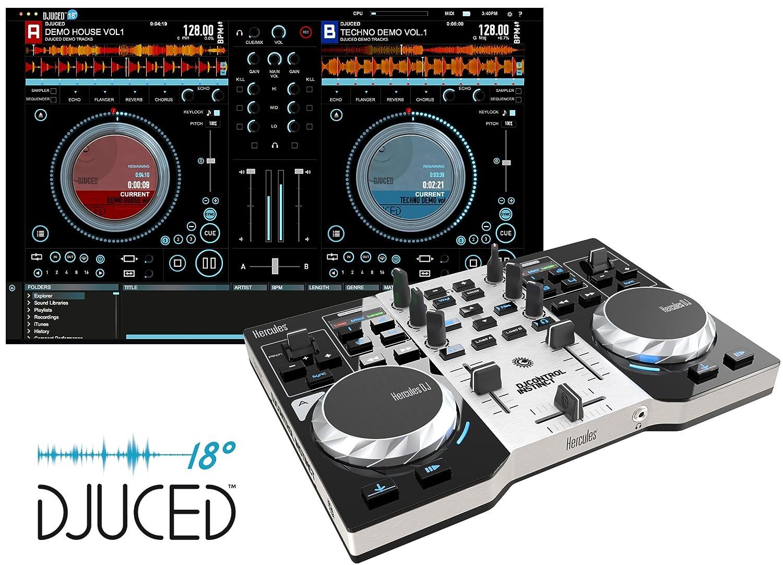 LED Party Light USB, djuced 18 grados Hercules DJ Controller Instinct S Series