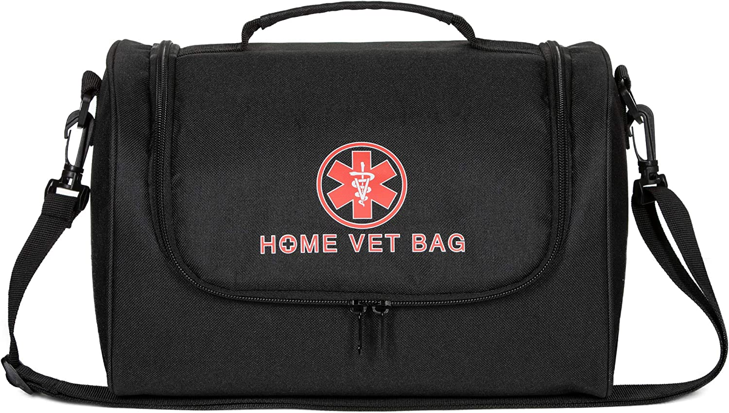 Home Vet Bag: The Ultimate Pet First Aid Kit for Any Pet Care Emergency with Your Dog or Cat