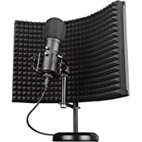 Trust Gaming Professionele Microfoon met Reflectiefilter GXT 259 Rudox - USB Condenser Microphone met Cardioïde Patroon…