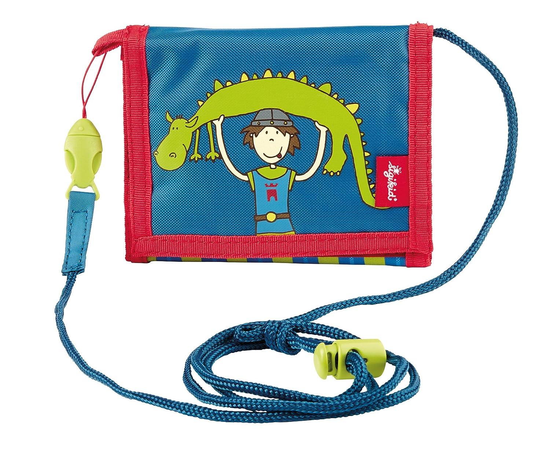 sigikid Kinder-Sporttasche Kindergartentasche Ritter Rettich Blau 24465