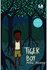 Tiger Boy Kindle Edition