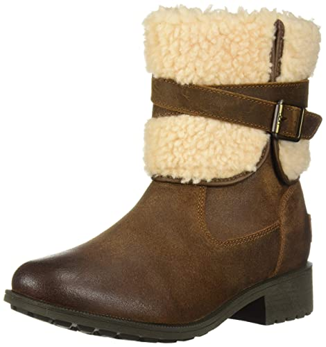 2051d028aef UGG - Blayre Boot - Chipmunk - Waterproof Leather Boots (5 UK ...