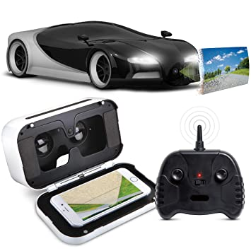 Amazoncom Sharper Image Toy Rc Italia Sports Car 116 Scale Luxury