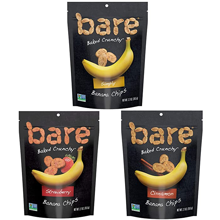 Top 10 Bare Organic Green Apple Chips In 35 Oz