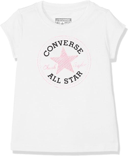 tee shirt fille converse
