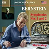 Leonard Bernstein: Symphonies Nos. 1 & 2